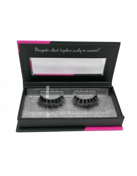 Factory Price Magnetic Eyelash with carton box Wholesale Vendors 001