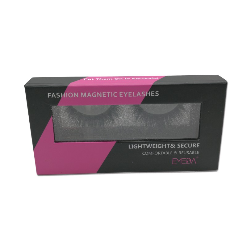 Factory Price Magnetic Eyelash with carton box Wholesale Vendors 001