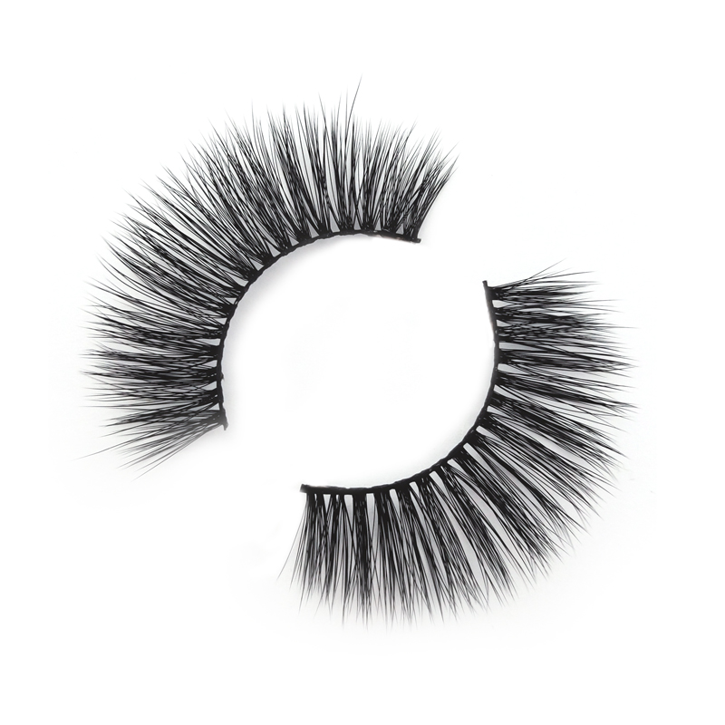 3D False Synthetic Strip Eyelashes For Women's Makeup SD239