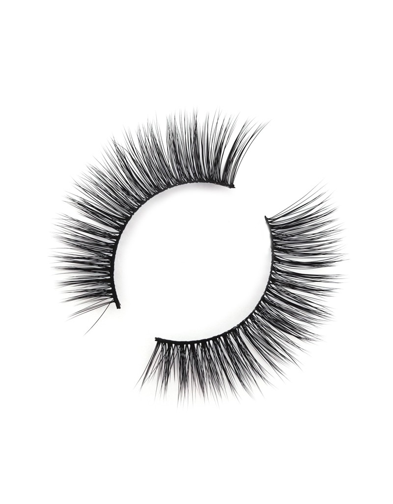 High-qulity 3D Silk Strip Eyelashes SD243