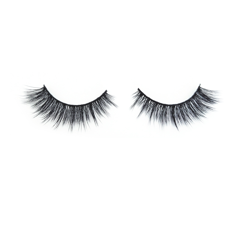Hot-selling 3D Silk Strip Eyelashes SD253