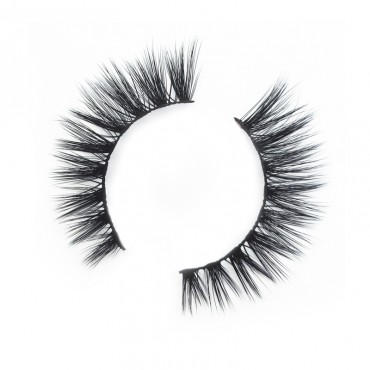 100% Handmade Wholesale Price 3D Silk Eyelashes SD256