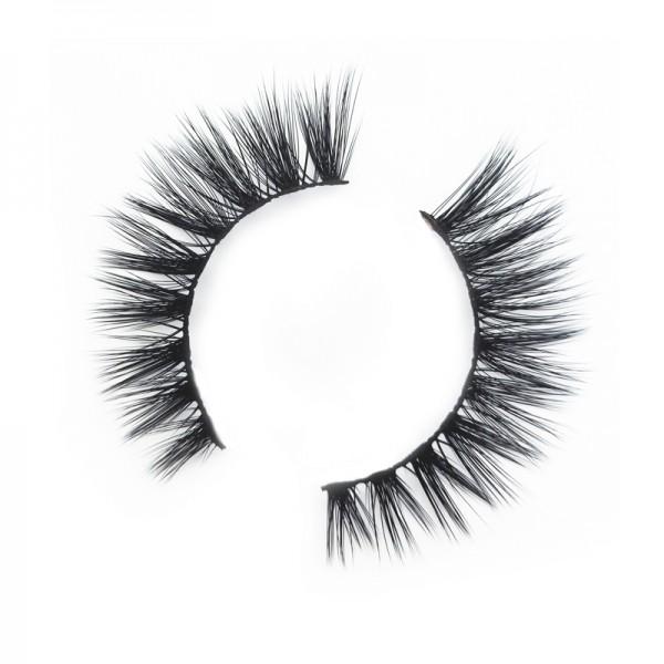 100% Handmade Wholesale Price 3D Silk Eyelashes SD256