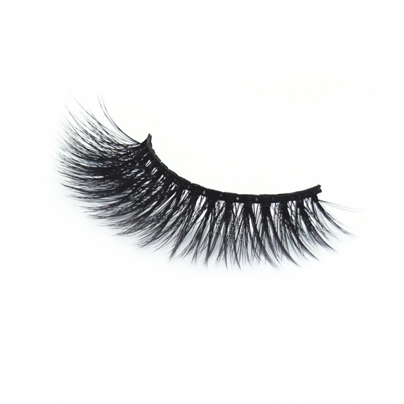 Best-selling 3D Silk Strip Eyelashes SD261