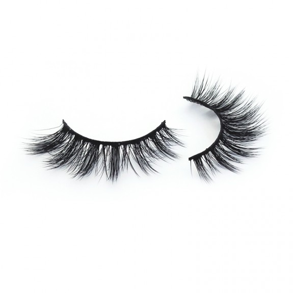 Hot-seller Wholesale Price 3D Silk/Synthetic Eyelashes SD262