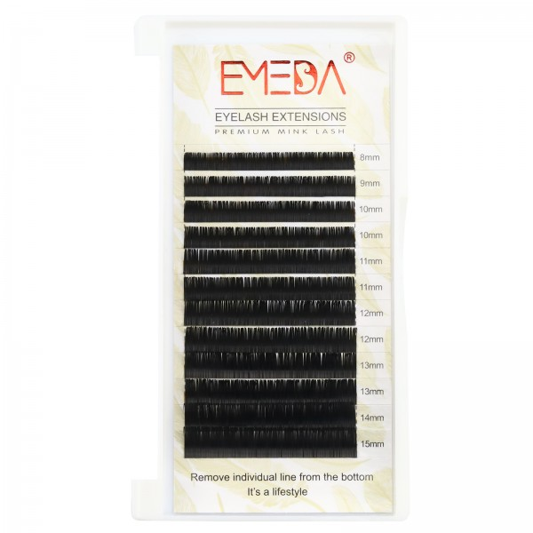 0.2mm  J B C D Curl Silk Volume Eyelash Extensions