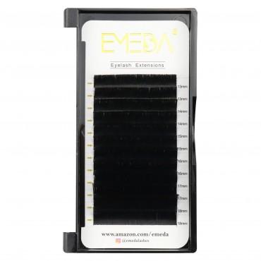 0.1mm J B C D Curl Easy Fans Eyelash Extensions