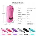 Wholesale Price Colorful Eyelash Extension Mini Fans