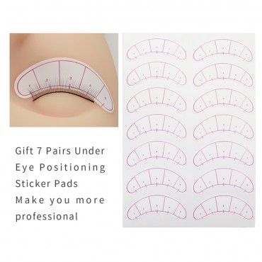 Wholesale Price Eyelash Extension Paper Patches