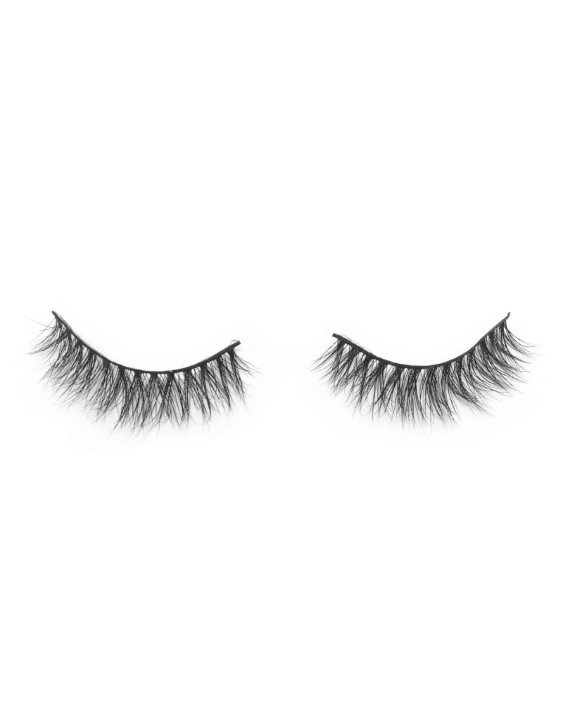 3D Mink platinum grade P01 100% Handmade Strip Lashes