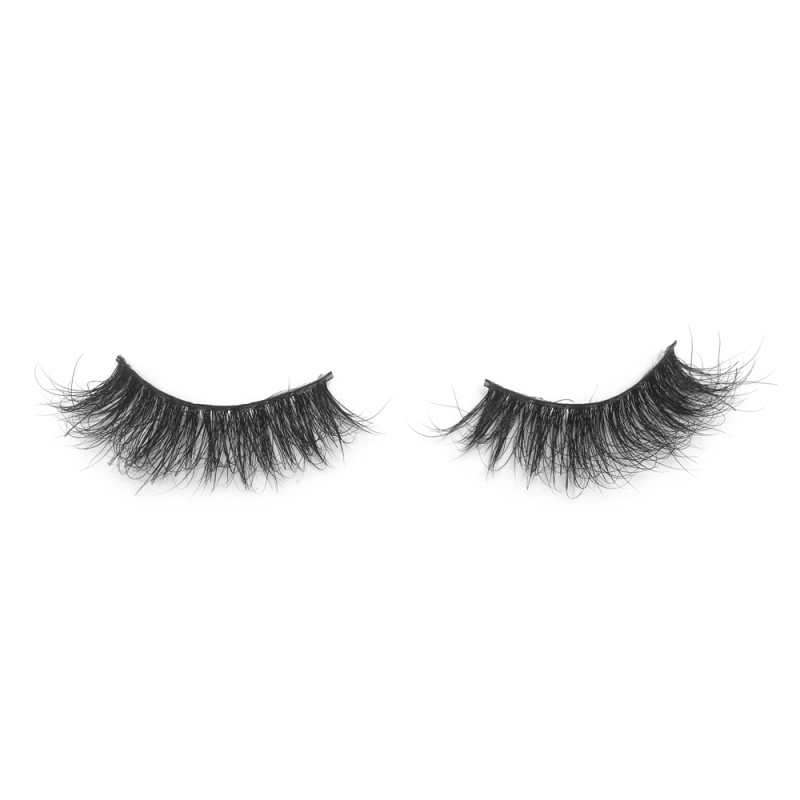 3D Mink platinum grade P03 100% Handmade Strip Lashes
