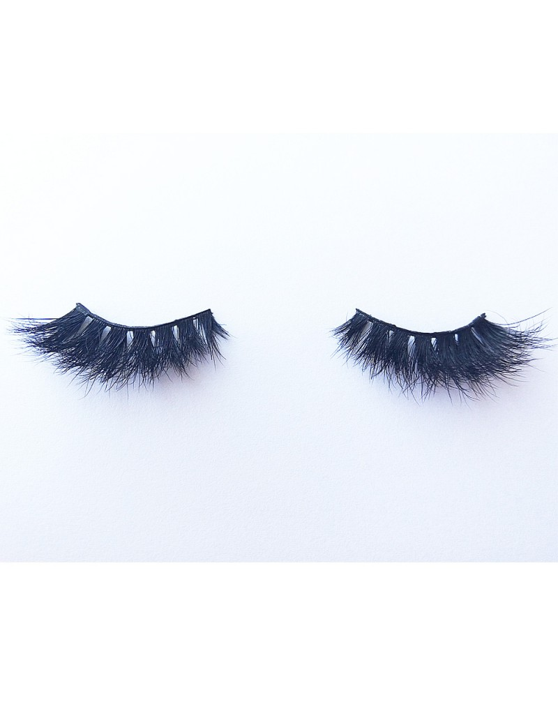 Luxurious 3D 100% Real Mink Eyelashes by Lashes Manufacturer D103