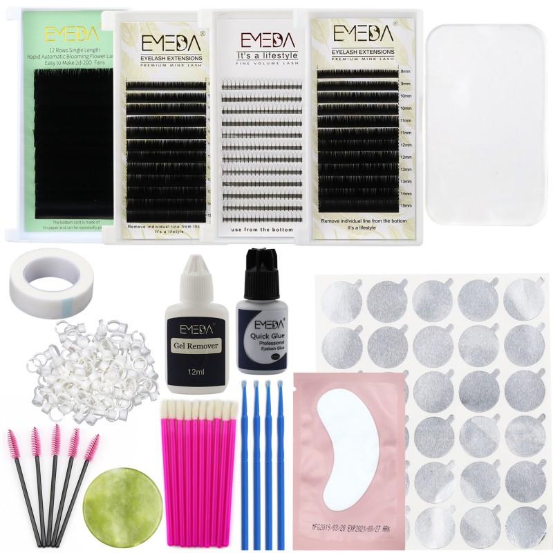 Eyelash Extension Kits Professional Eyelash Tool