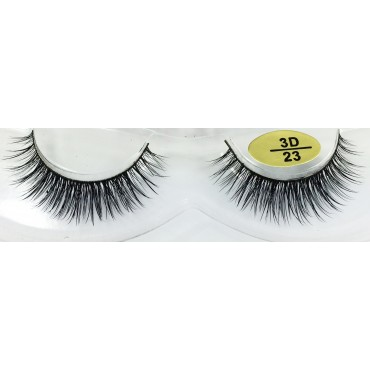 Cheap 3D Strip False Eyelashes  YY-3D23