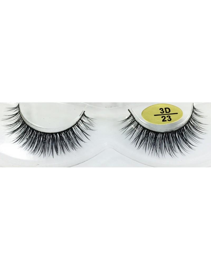Cheap 3D Strip False Eyelashes  YY-3D23