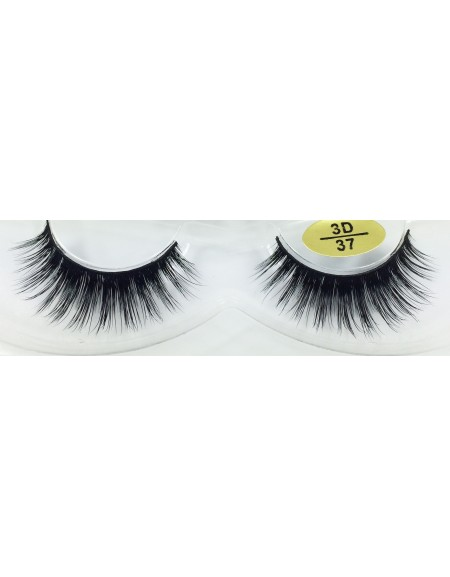 Fast Seller Real Mink  fur 3D Fake Lashes YY-3D37