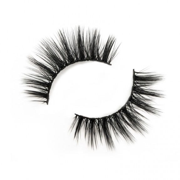 100% Handmade Silk 3D Strip Eyelashes SD229