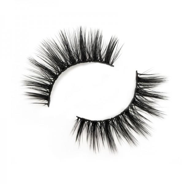 100% Handmade Silk 3D Strip Eyelashes SD229