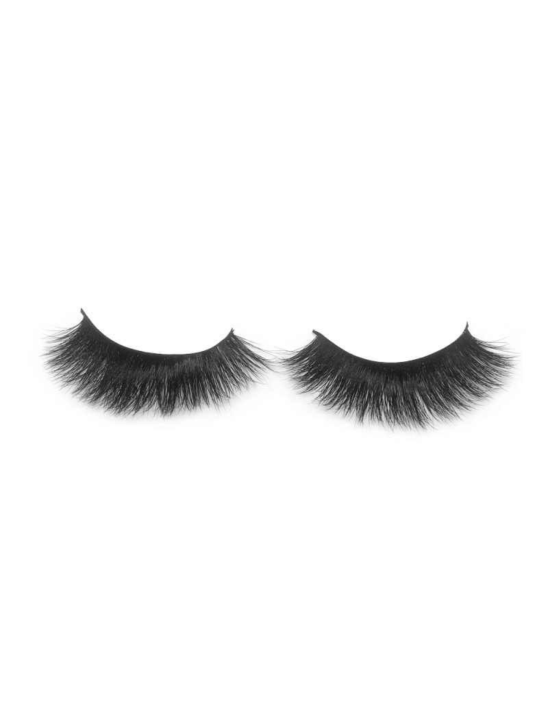 3D Mink platinum grade P06 100% Handmade Strip Lashes