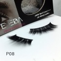 3D Mink platinum grade P08 Handmade Strip Lashes