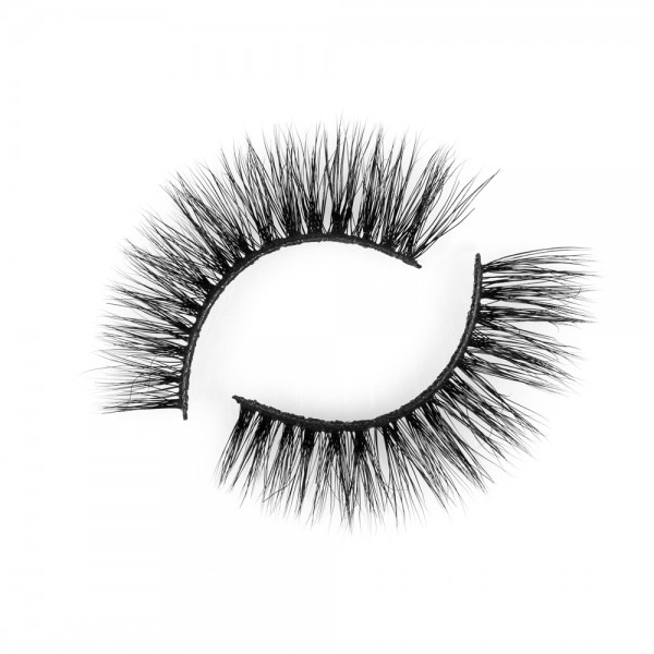 New Fashion 3D Real Mink Fur Lashes Free Shipping P117