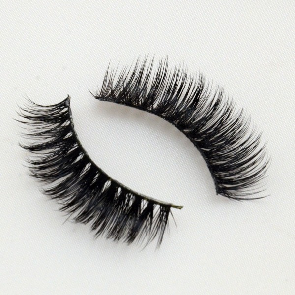 Hot Seller 3D Mink Strip Lashes G031