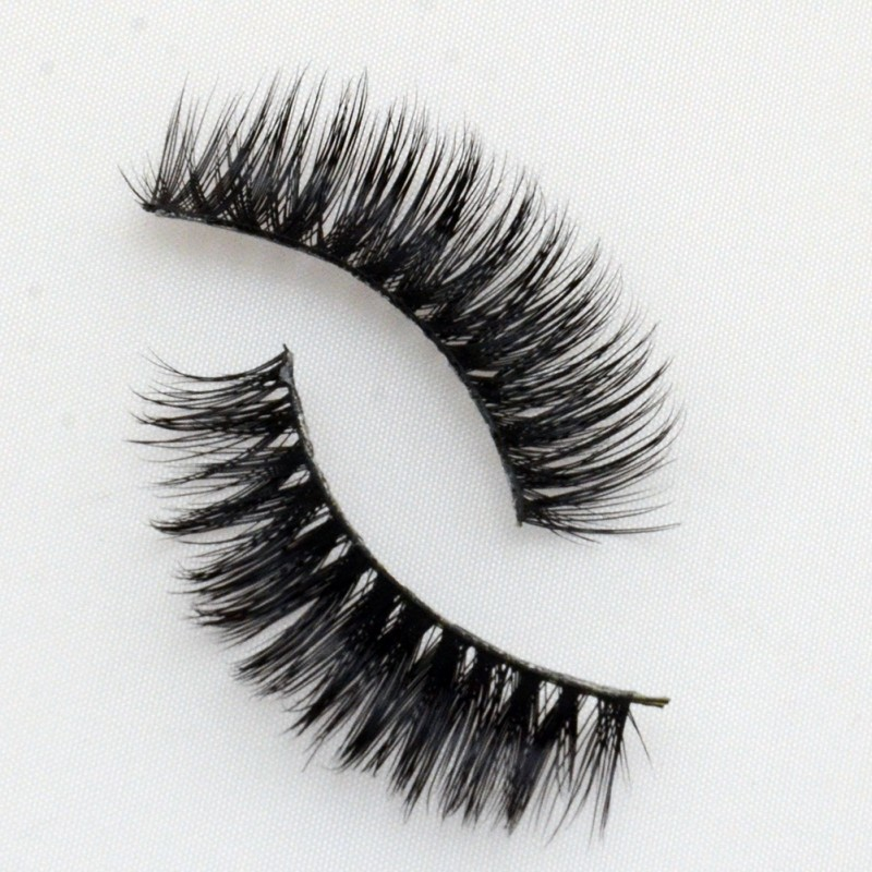 100% Real Mink Fur 3D Mink Lashes G020
