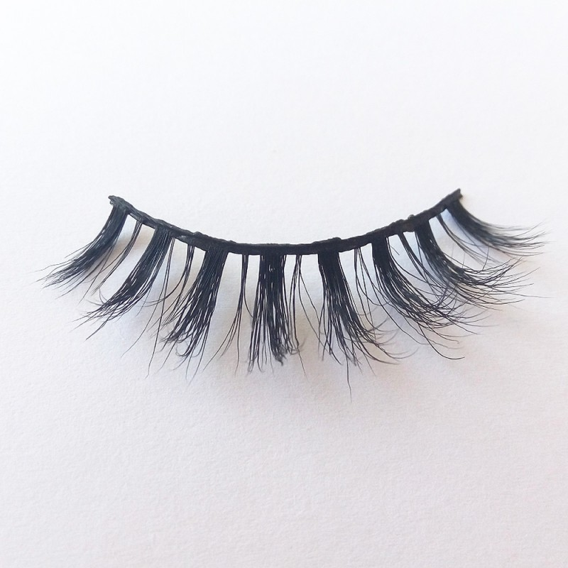 Luxurious 3D 100% Real Mink Eyelashes by Lashes Manufacturer D116
