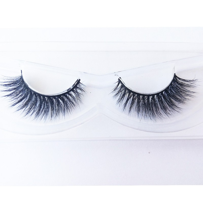 Luxurious 3D 100% Real Mink Eyelashes by Lashes Manufacturer D119