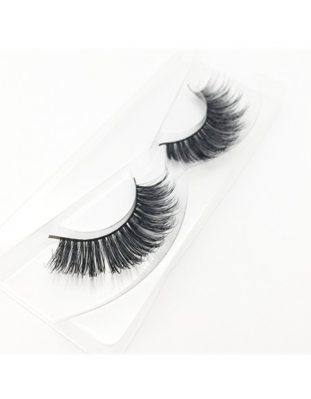 3D mink eyelashes Vendors 100% real mink lashes Manufacturers G-15
