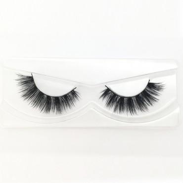 Real mink fur eyelashes Factory 3D mink eyelashes Manufacturers G-16