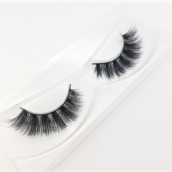 Real mink fur eyelashes Factory 3D mink eyelashes Manufacturers G-16
