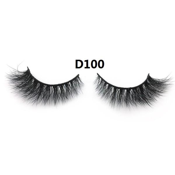 Wholesale Diamond Grade Best Quality 3D Real Mink Lashes D19 D38 D39 D81 D92 D100