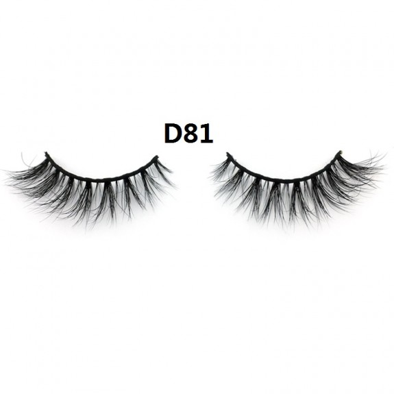 Best Seller Diamond Grade Best Quality 3D Real Mink Lashes D19 D38 D39 D81 D92 D100