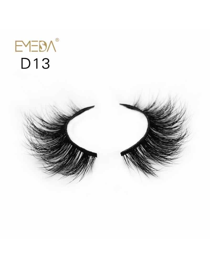 High Quality 3D Mink Lashes Diamond Grade D013