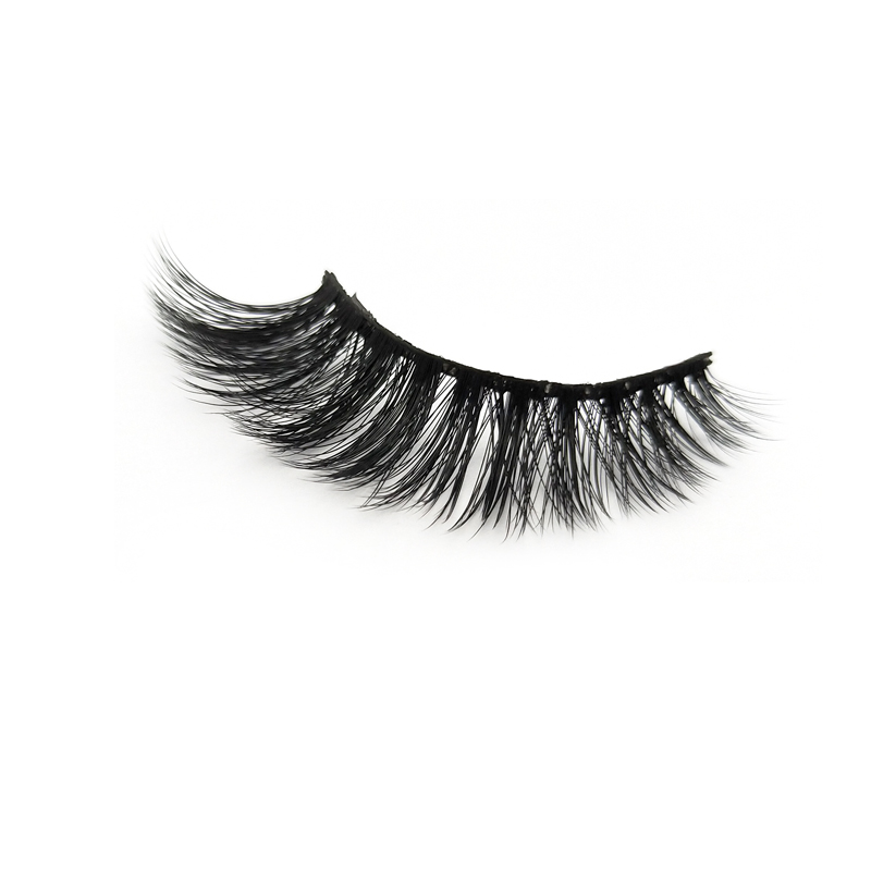 Best Quality Vendors Supply 3D Silk Strip Lashes SD224