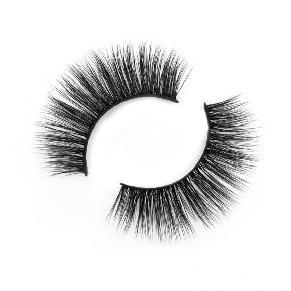 3D Silk Strip Lashes Good Supplier Offer 3D False Eyelashes SD228