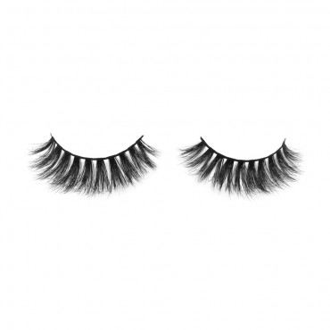 Soft and easy to wear High Quality 3D Mink Lashes Diamond Grade D02