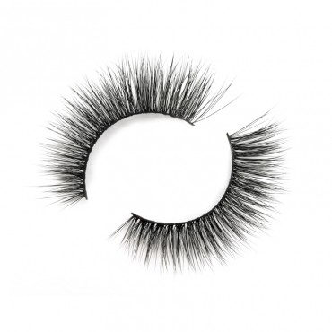 Hot Seller 3D Silk Eyelashes 100% Handmade Silk False Eyelash  SD225