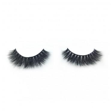 High Quality Strip Eyelashes 100% Siberian Fur Fake Eyelashes Hand-made False Eyelashes
