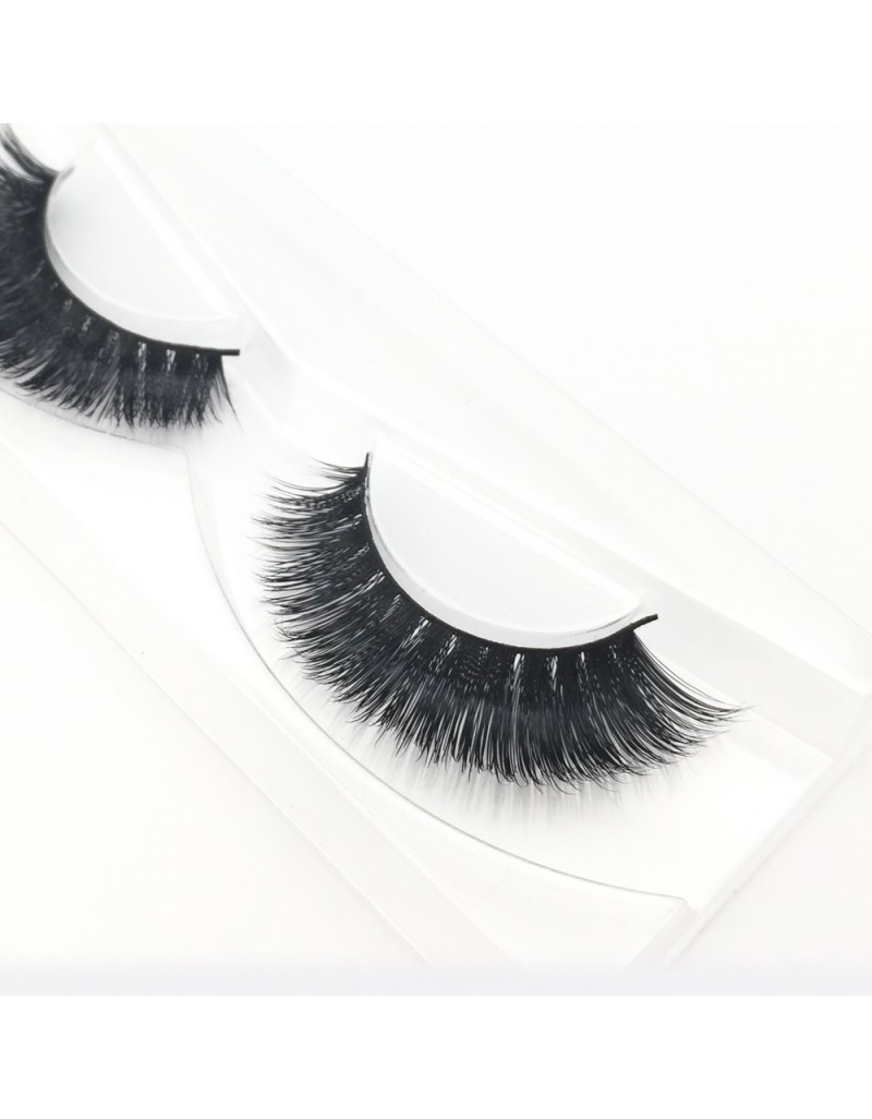 3D mink eyelashes Suppliers Natural Lashes Vendors Factory Price  G-14