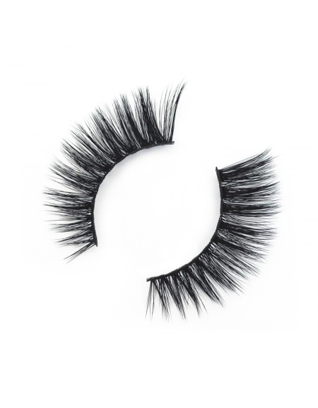 Popular luxury 3D silk lash wholesaler SD207