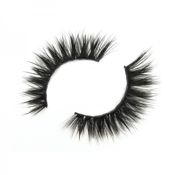 Wholesale 100% Handmade silk lashes