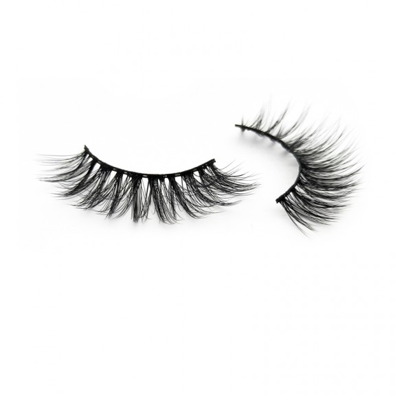 New arrival wholesale 3D silk lash vendor SD217
