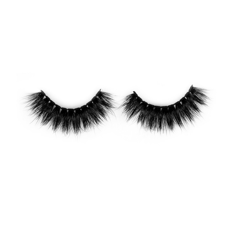 2019 Fashion 3D Mink Strip Eyelash P133
