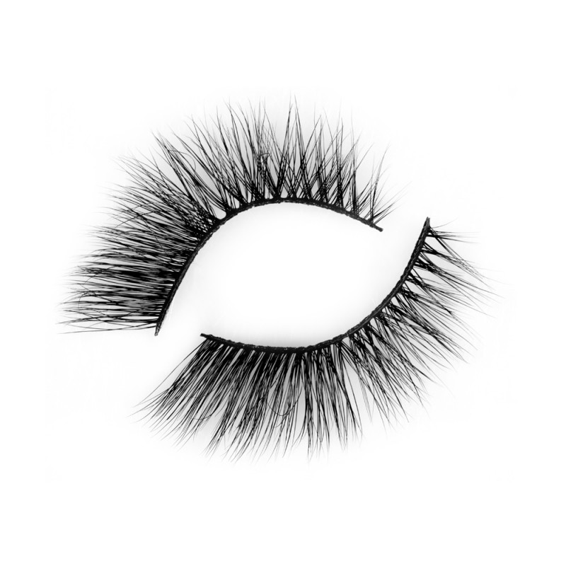 Affordable Price 3D Mink Strip Eyelash P137
