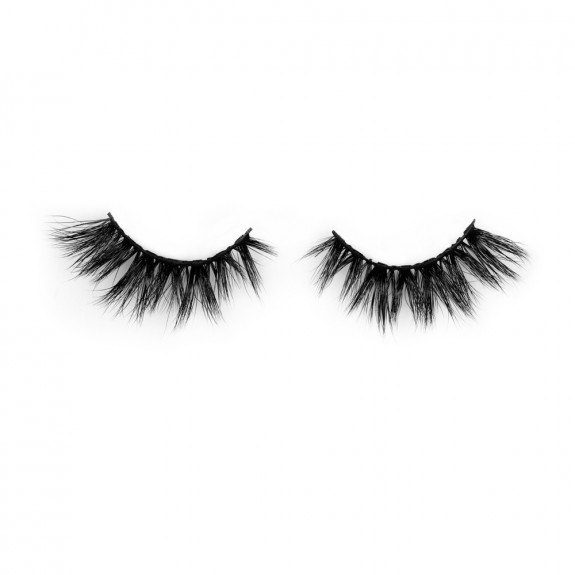2019 Fashionable 3D Real Mink Eyelash P138