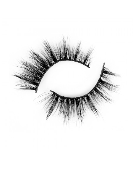 3D Real Mink Eyelash Strip Lashes P140