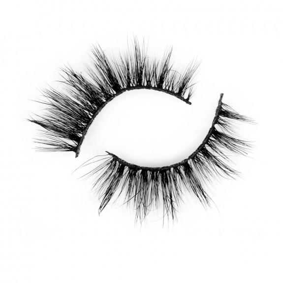 3D Real Mink Eyelash Strip Lashes P140
