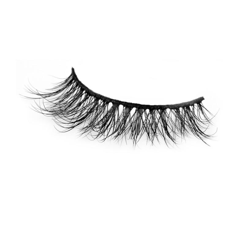 Fast Seller 3D Real Mink Eyelash Strip Lashes P141